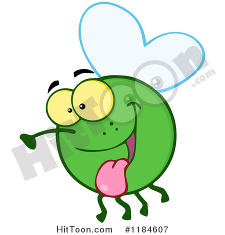 Fly Clipart #1.