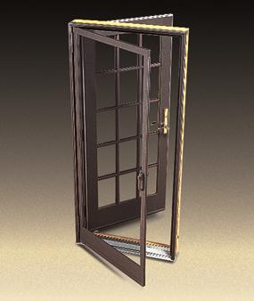 French Doors, Exterior French Doors.