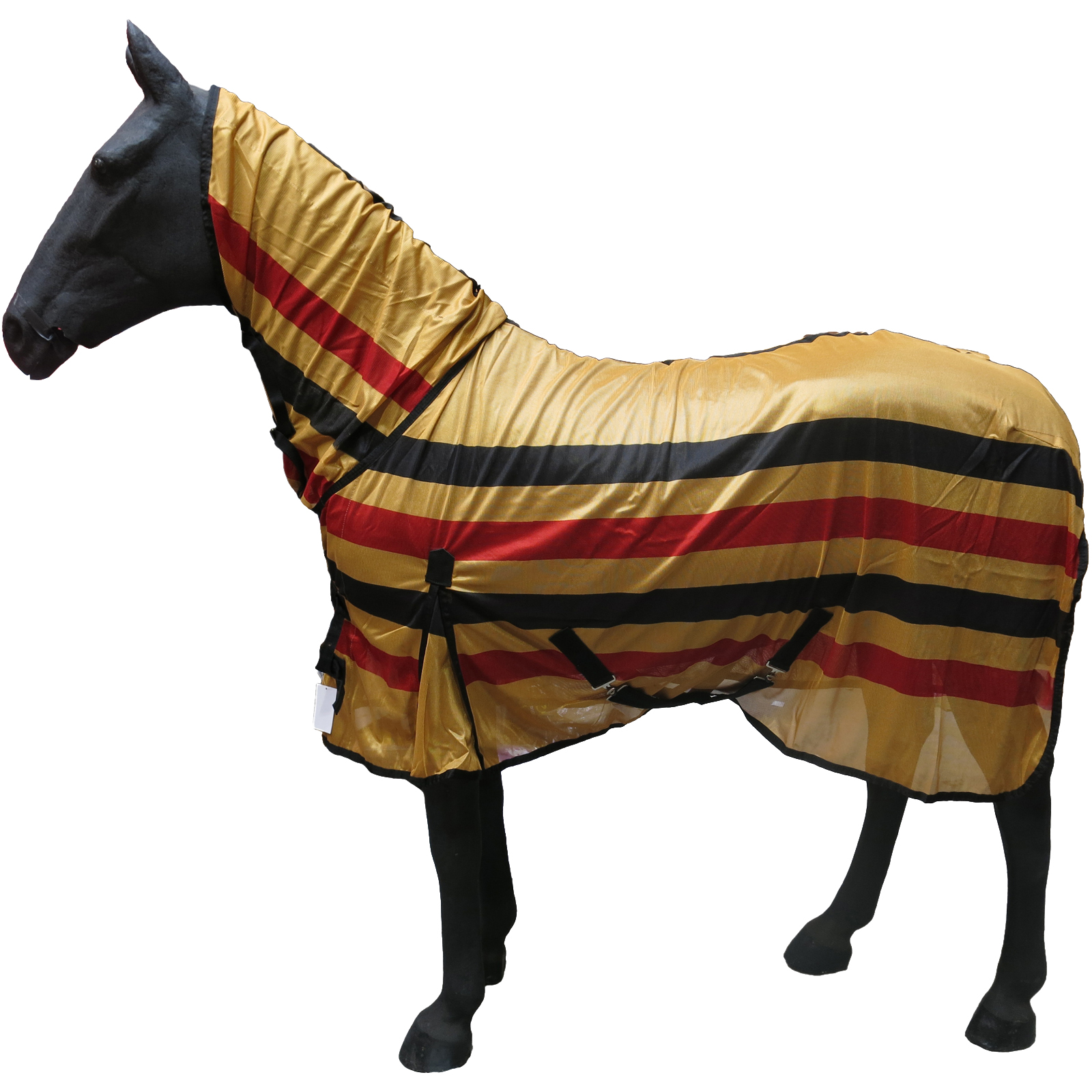 Pony Horse Bug Proctection Combo Sheet Newmarket Print Full Neck.