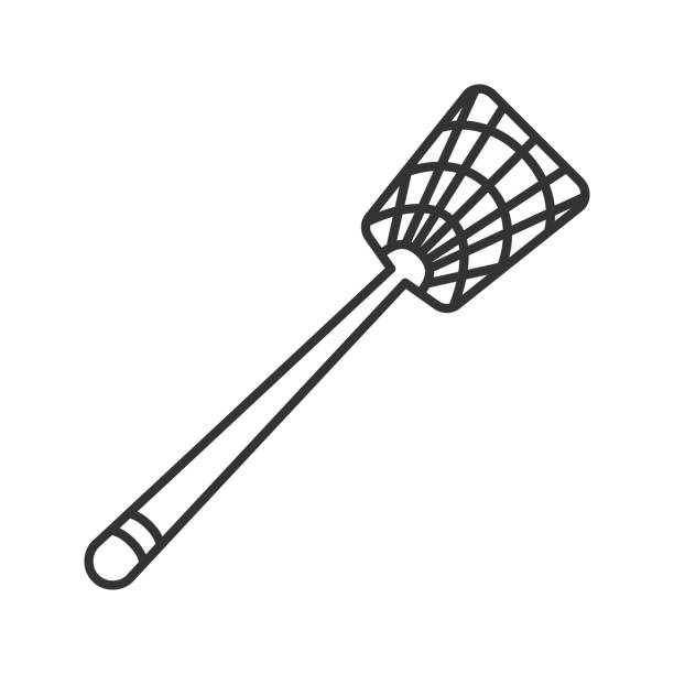 Best Fly Swatter Illustrations, Royalty.