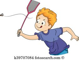 Fly swatter Clip Art Vector Graphics. 57 fly swatter EPS clipart.