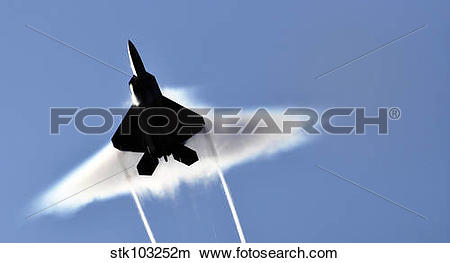 Stock Photo of A U.S. Air Force F.