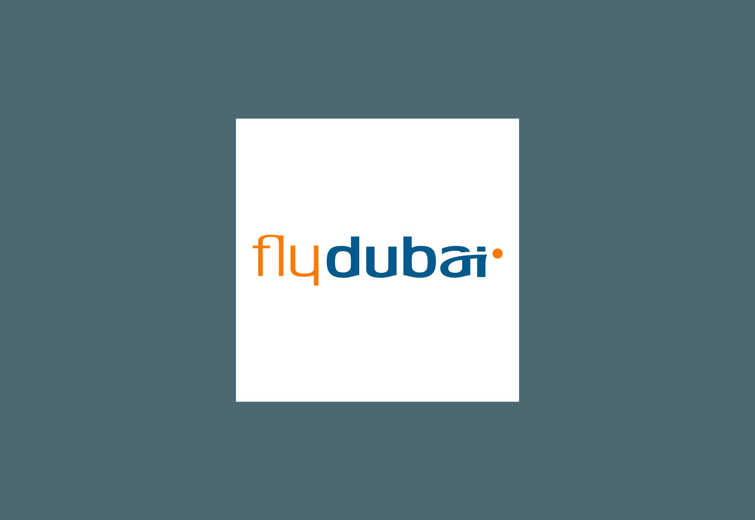 Flydubai Logo.
