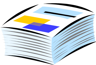 Flyer Clipart.