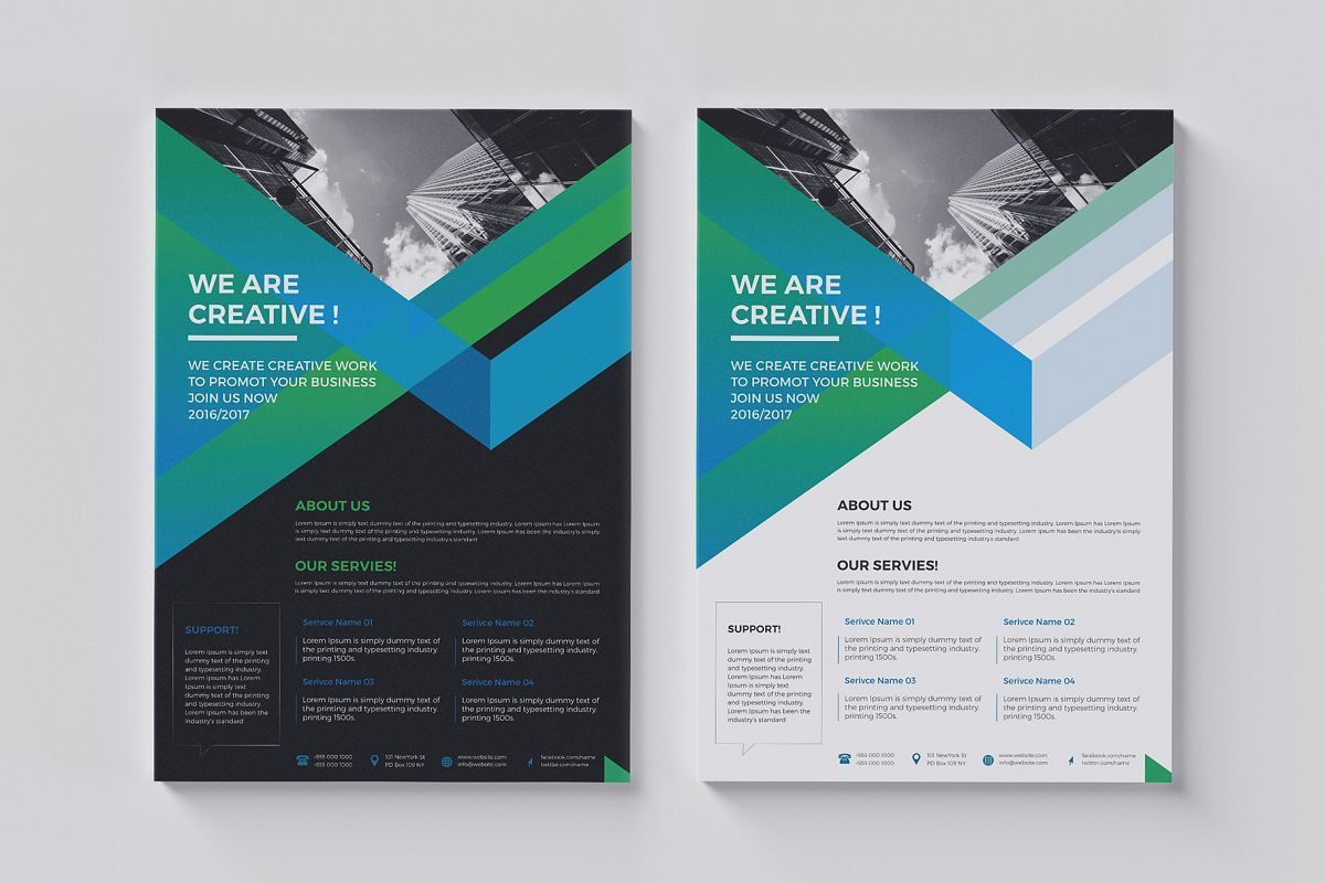 Business Flyer 07.