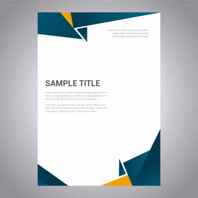 Modern Business Flyer Template for Free Download on Pngtree.