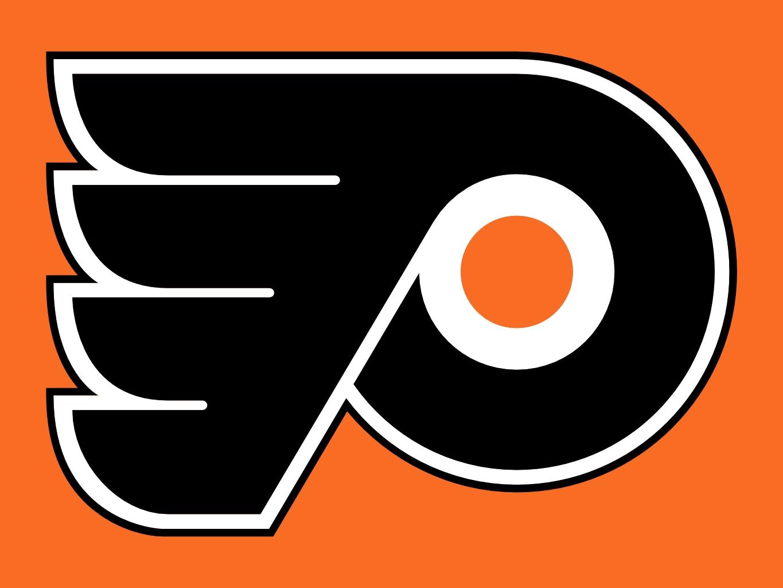 Philadelphia flyers logo clipart.