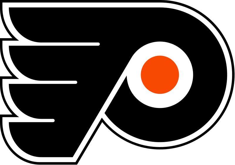 Philadelphia Flyers Logo transparent PNG.