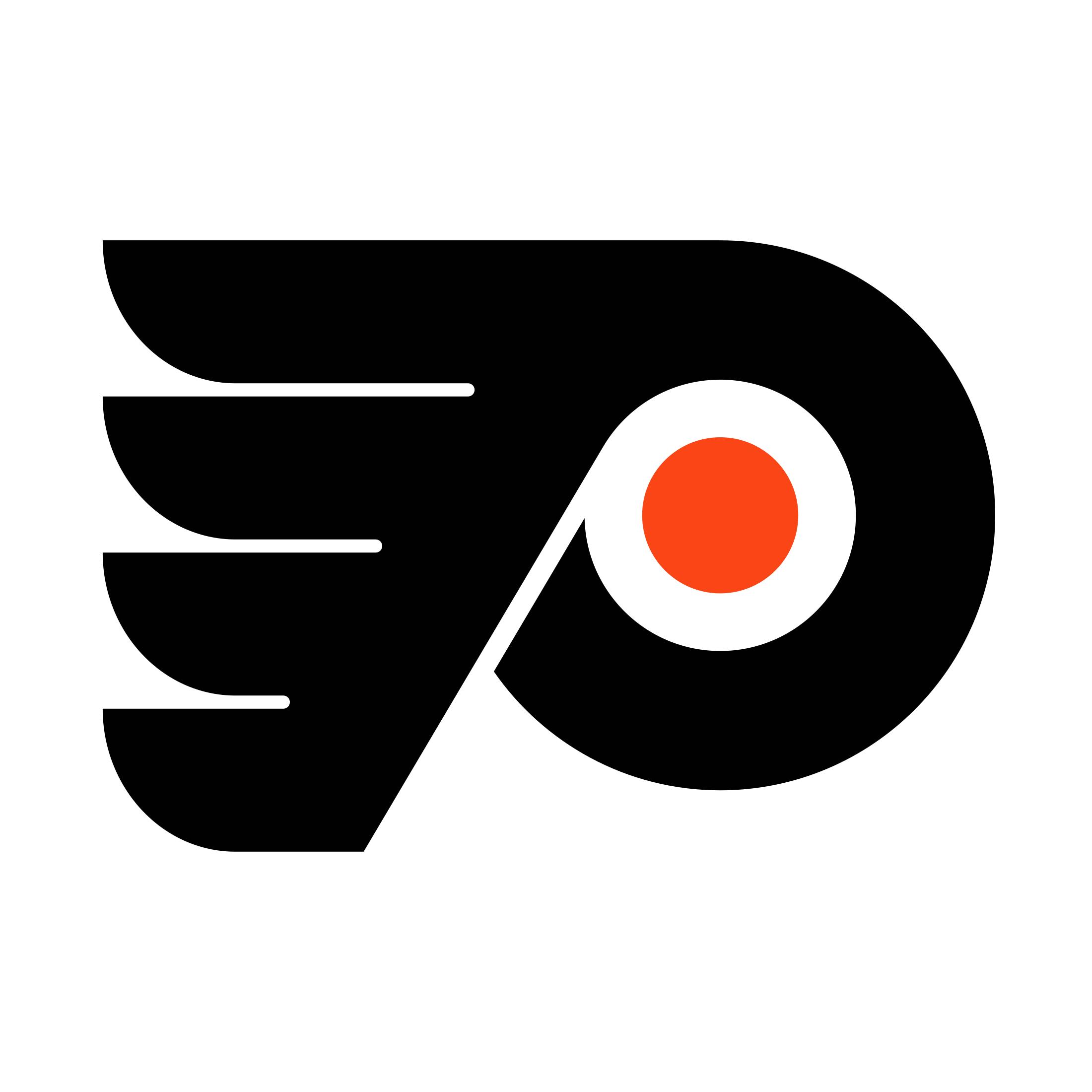 Philadelphia Flyers Logo PNG Transparent & SVG Vector.