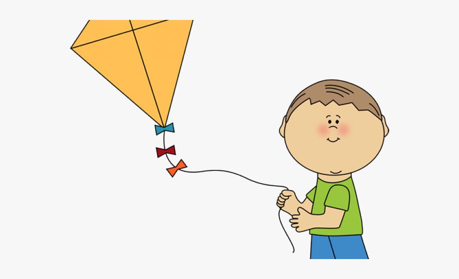 Kite Clipart Kite Flying.