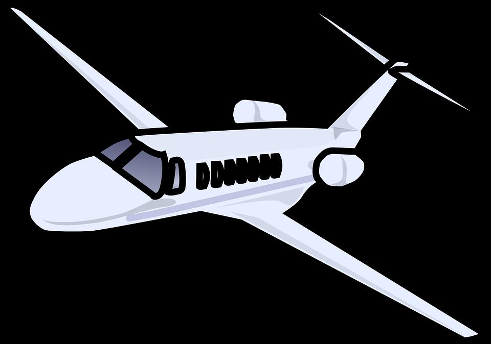 Aeroplane Plane Flying.