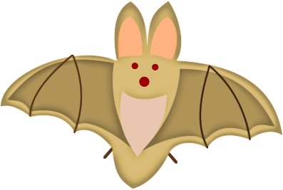 Animals That Fly Clipart.