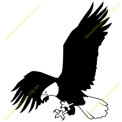 the head of a bald eagle clipart image. bald eagle clipart.