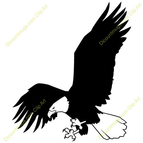 the head of a bald eagle clipart image. bald eagle clipart.