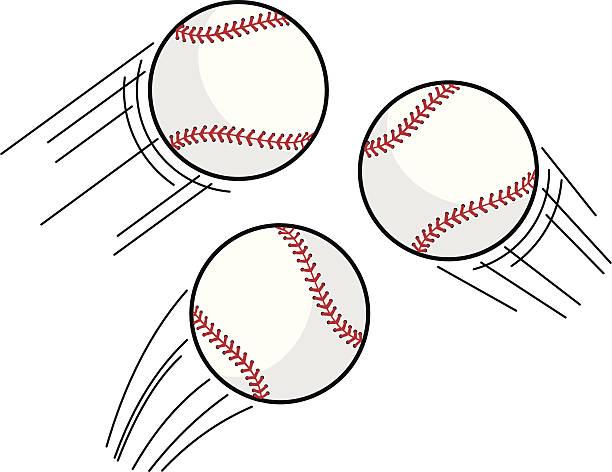 Flying baseball clipart 5 » Clipart Station.