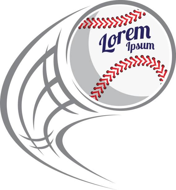 Flying baseball clipart 1 » Clipart Station.