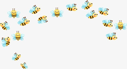 Flying bees clipart 6 » Clipart Portal.