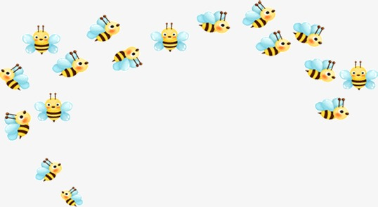 Flying bees clipart 4 » Clipart Station.