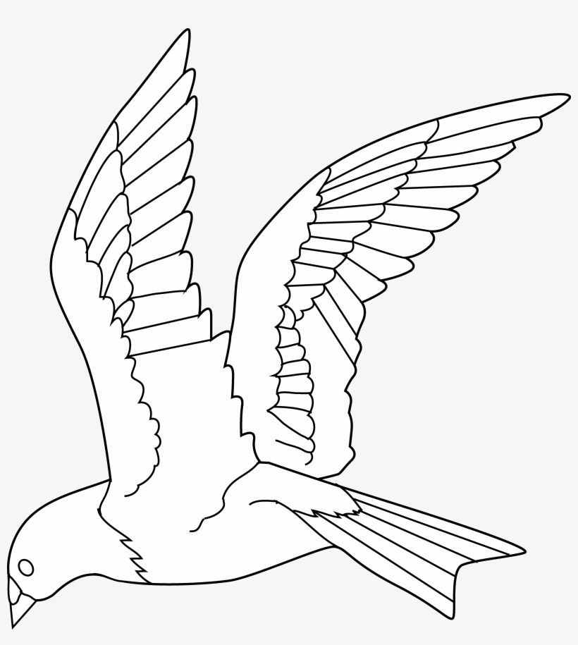 Flying Birds Clipart Gallery Bird Black And White.