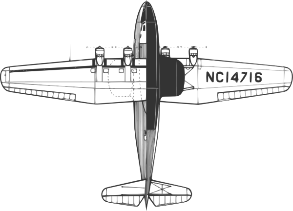 Martin M Flying Boat clip art Free Vector / 4Vector.