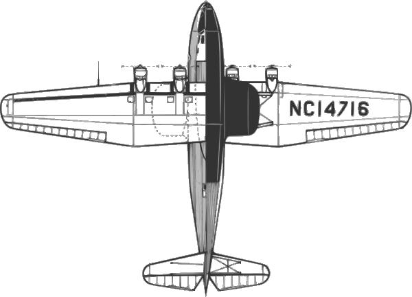 Martin M Flying Boat clip art Free Vector / 4Vector.