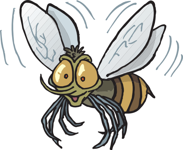 Fly Insect Clipart.