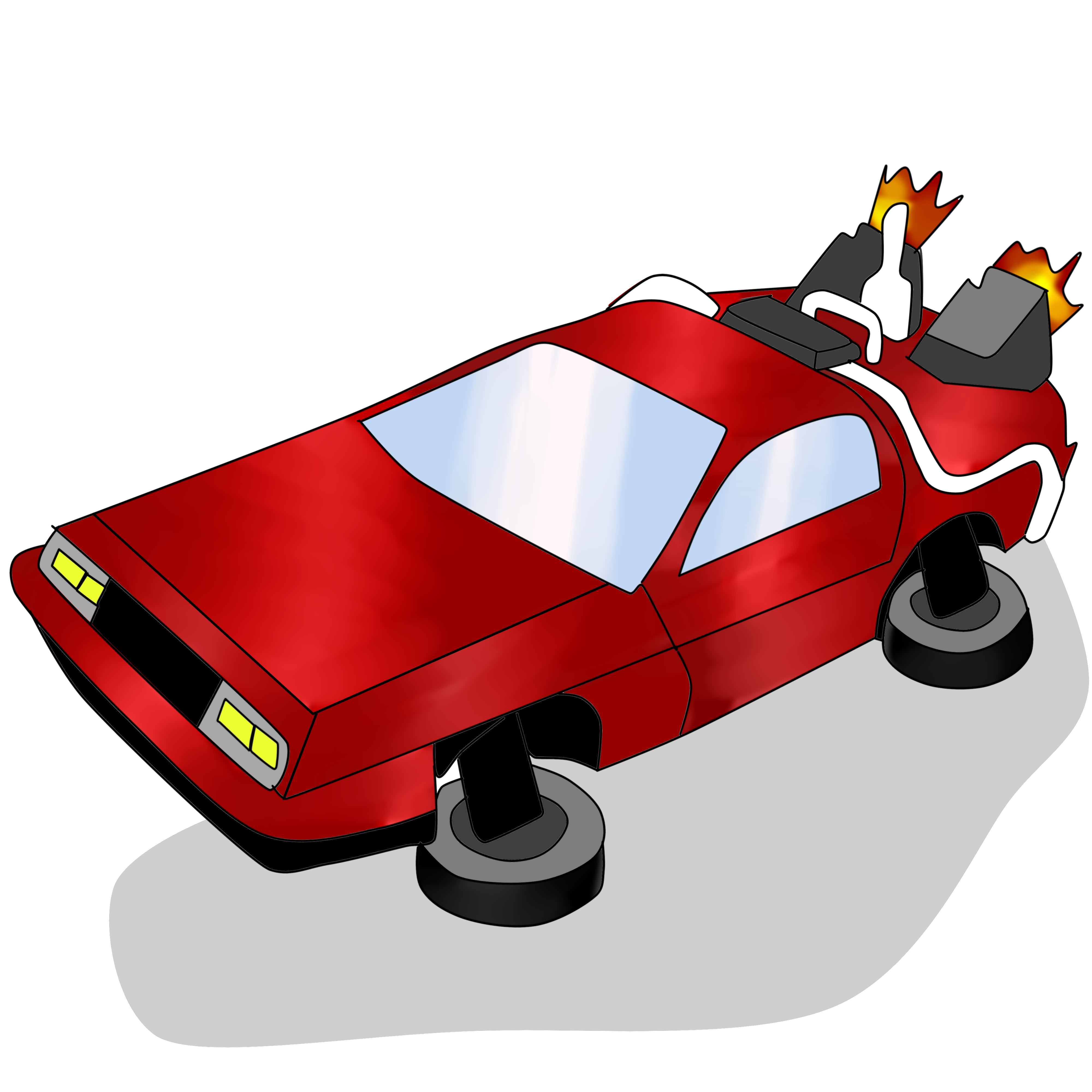 Flying car clipart clipart images gallery for free download.