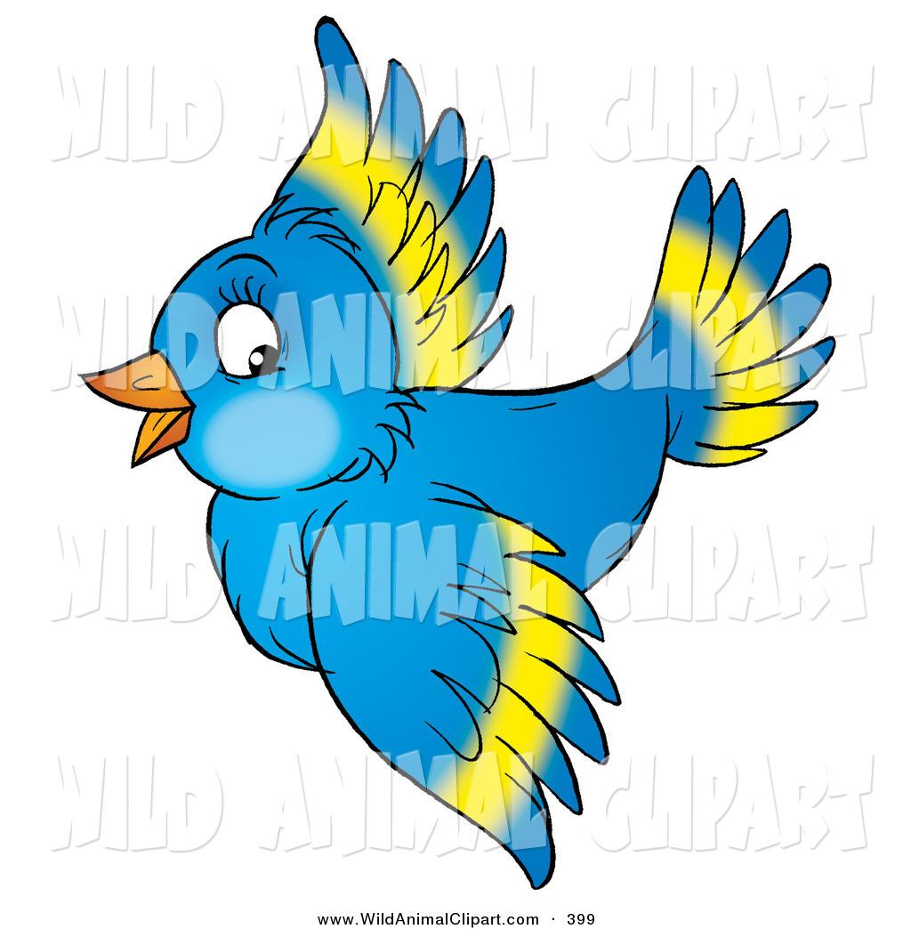 Bird Flying Clipart.
