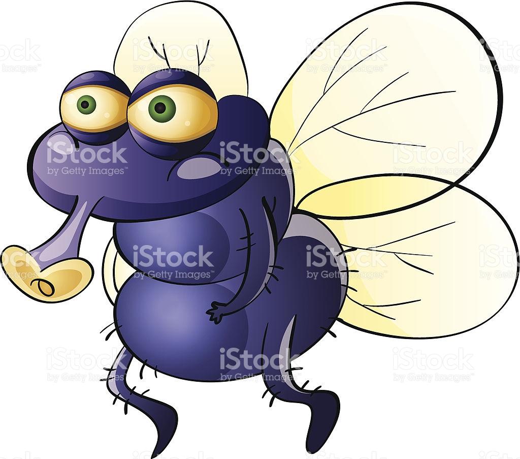 Dirty Fly stock vector art 168792469.