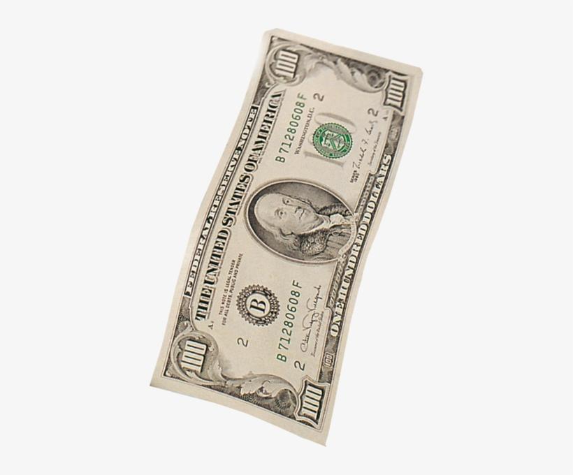 Flying Dollar Bill.