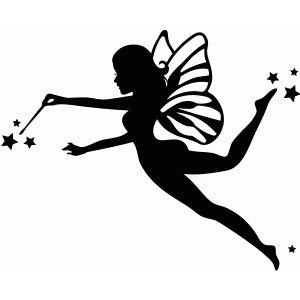 Flying fairy.