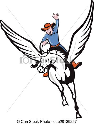 Flying horse Vector Clip Art EPS Images. 914 Flying horse clipart.