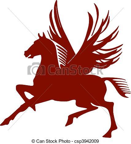 Flying horses Stock Illustrations. 1,165 Flying horses clip art.
