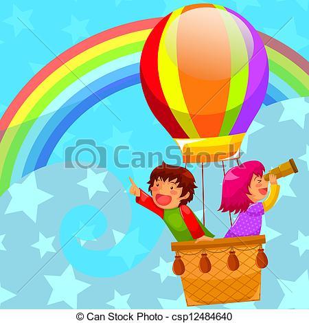 Hot air balloon Stock Illustrations. 8,322 Hot air balloon clip.