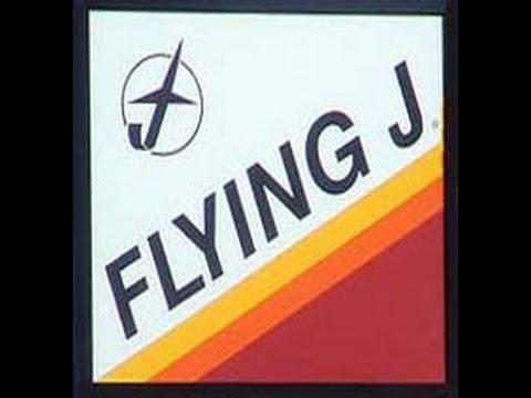 The Detroiter/Flying J Truck Stop.