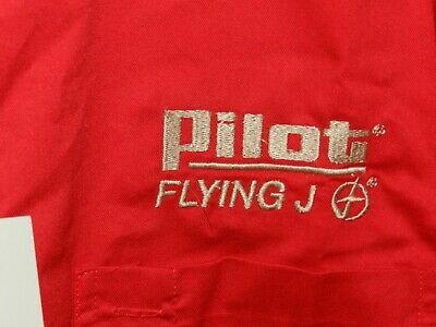 FLYING A GASOLINE Vintage Logo Mens Polo Shirt XS.