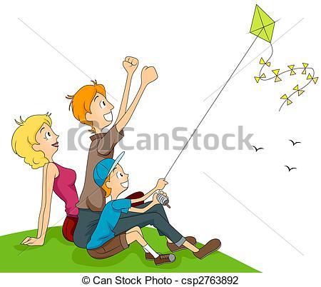 Flying kite Stock Illustrations. 2,244 Flying kite clip art images.
