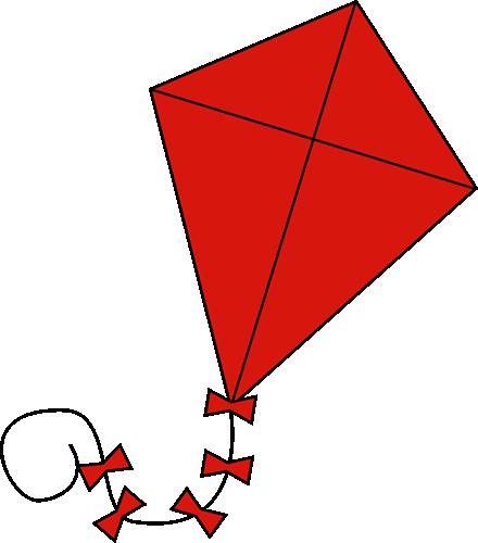 Kite Clip Art.