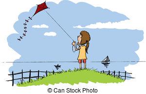 Flying kites Vector Clip Art EPS Images. 1,924 Flying kites.