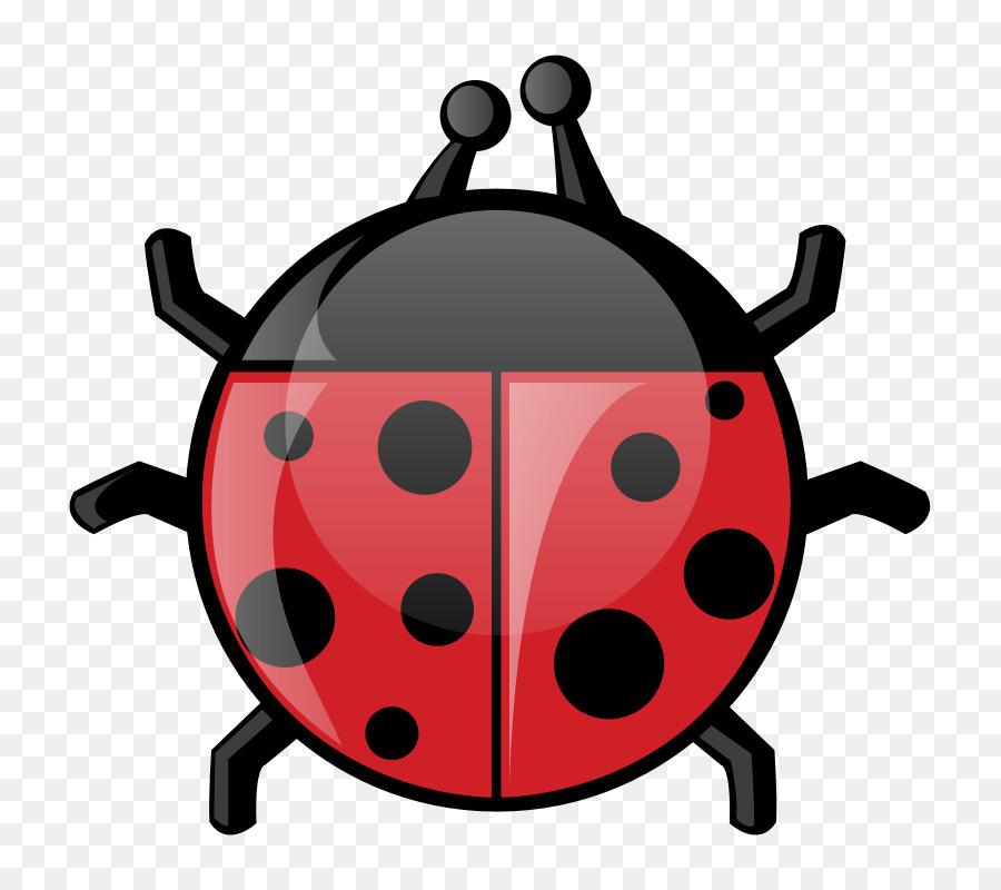 Beetle Ladybird Clip art.