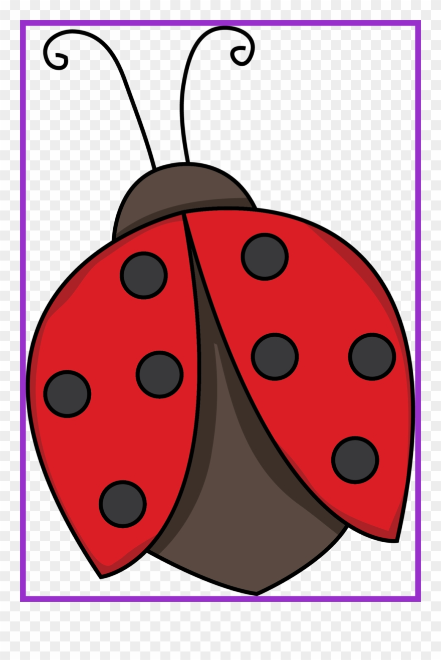 Stunning Flying Ladybug Clipart Black And White Cute.