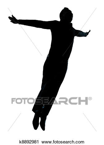 Flying man clipart 6 » Clipart Station.