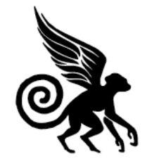 Wizard Of Oz Flying Monkeys Clipart.