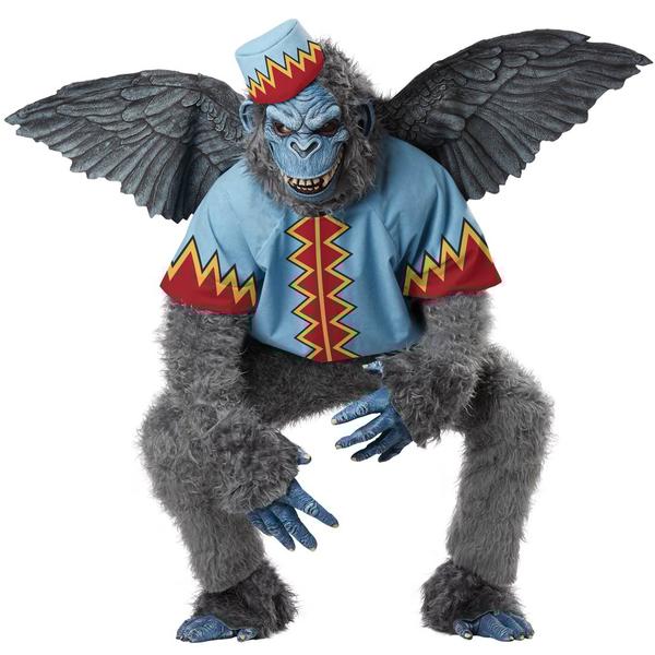Wizard Of Oz Clipart Flying Monkeys.