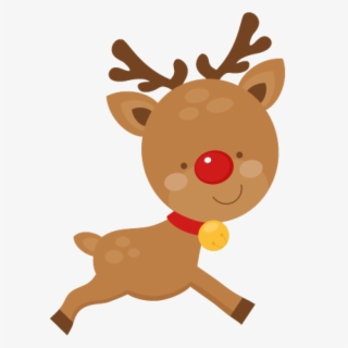 Free Reindeer Clip Art with No Background.