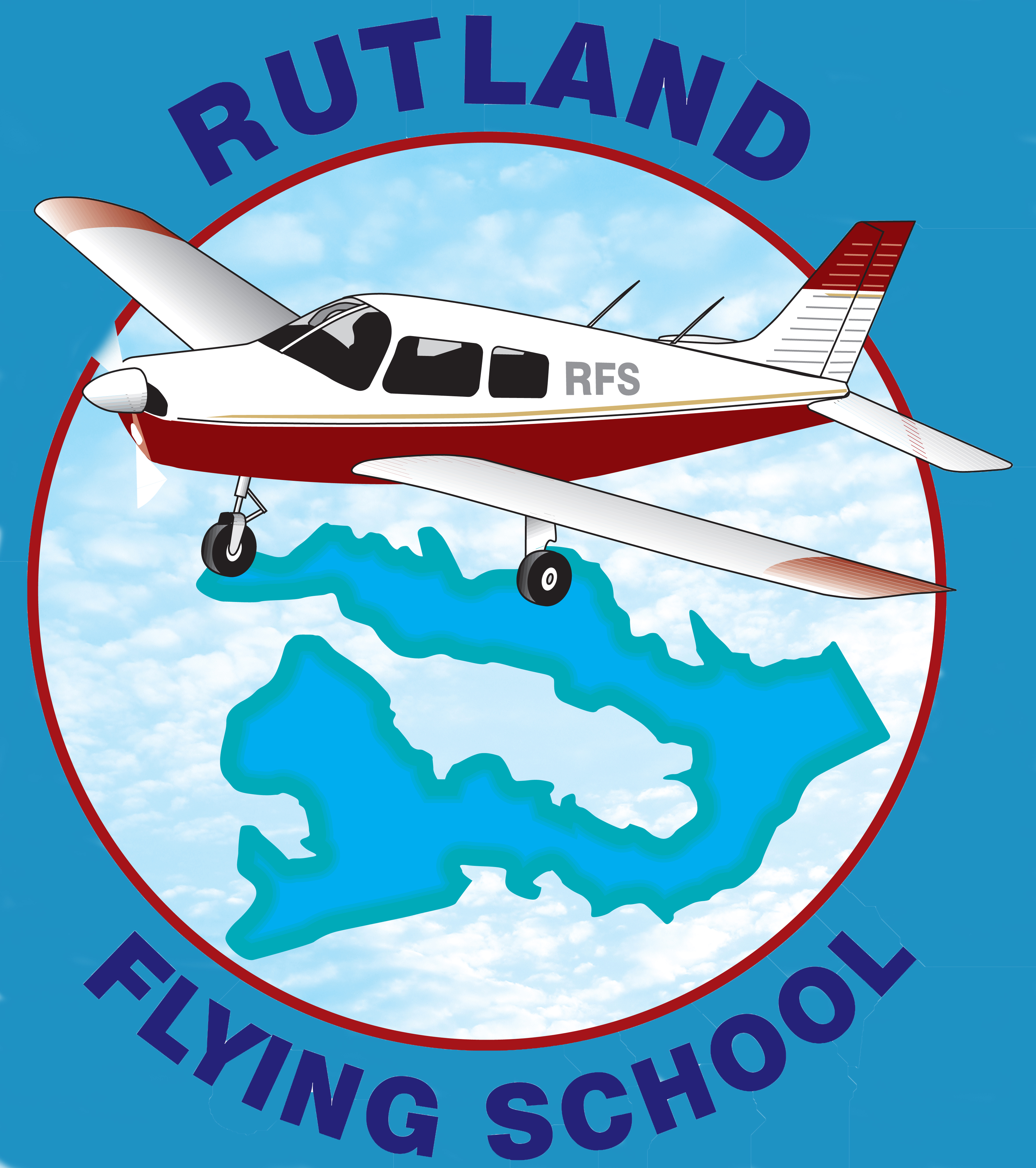 Flying school clipart #12