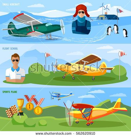 Flight School Stock Vectors, Images & Vector Art.