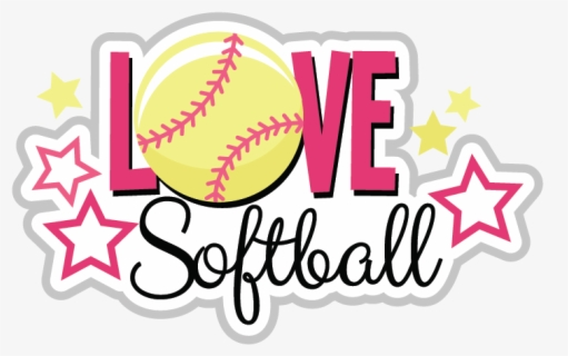 Free Softball Clip Art with No Background.
