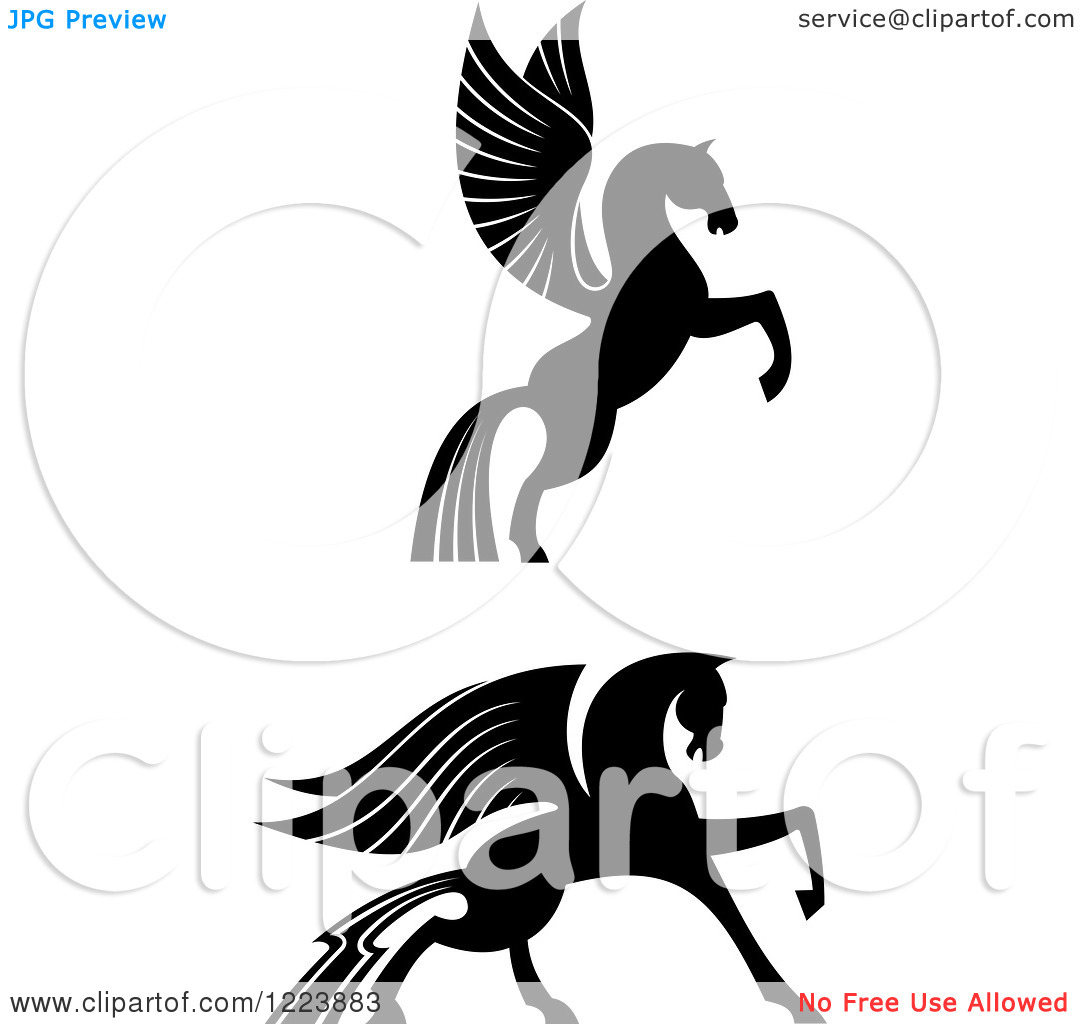 flying unicorn clipart Clipground