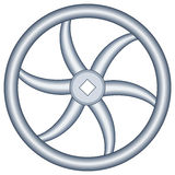 Handwheel Stock Illustrations.